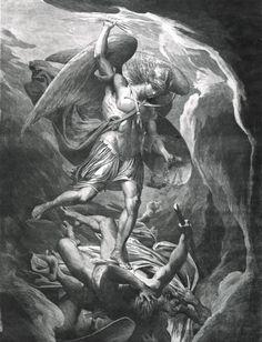 Fever Dreams, kecobe: James Barry (Irish; 1741–1806) The Fall...