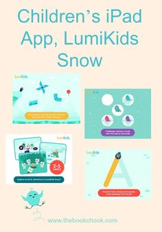 My latest review at The Book Chook! Great educational and fun app for kids.