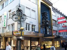 Clock and Jewelry Museum, Wuppertal, Germany