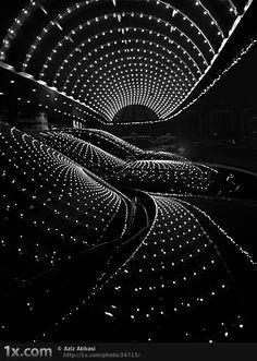 Stary Night, Seoul - © Aziz Abbasi