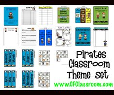 I'm super excited about my brand new line of classroom theme  and  color scheme bundles ! My goal was to create a product that provided...