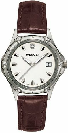Wenger Women's Standard Issue® Watch 70230 Wenger. $129.00. Wenger Standard Issue® Collection. Case Diameter - 28 MM