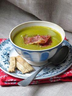 La cuisine d'ici et d'ISCA: Soupe à la jardinière de légumes & lingue
