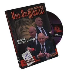 Jack Miller's Hold Out Miracles by Ace Greenberg - DVD
