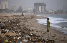 Bar Beach, Lagos, Nigeria