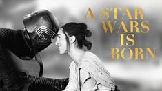 "We're taking this SHIP to a whole new level in a galaxy far, far away. When the characters of Star Wars meet the emotional medley of ""Shallow"" from ""A Star is Born"" we get a glimpse at a star-crossed romance between two rivals. Learn More. Rey Star Wars, Star Wars Art, Kylo Rey, Dave Chappelle, Sam Elliott, Star War 3, Star Crossed, Fan Art, The Force Is Strong"