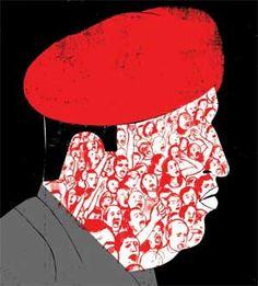Hugo Chavez —edel rodriguez