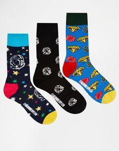 Happy Socks X Billionaire Boys Club