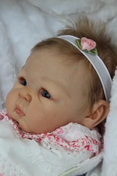 42.jpg Photo by rajvoog | Photobucket Cheza Baby Nursery Reborn Fake Baby Girl doll Paris Adrie Stoete ARTIST OF THE YEAR 2010 + 2011 - IIORA