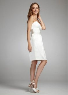 David's Bridal Int83707, 50% off | Recycled Bride