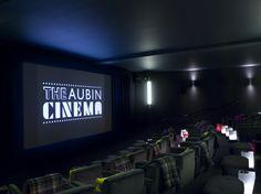 the aubin cinema, shoreditch, london: aubin & wills.