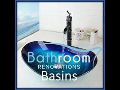 Basins  bathrooms– best designer bathroom renovations Brisbane Bathroom Renovations Brisbane, Bathroom Basin, Basins, Smart Water, Bathrooms, Cool Designs, Water Bottle, Bathroom, Full Bath