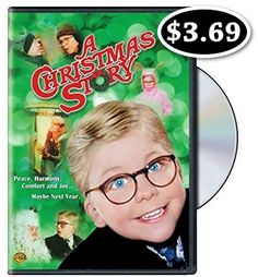 A Christmas Story DVD Only $3.69 (Was $20) - http://www.swaggrabber.com/?p=281089