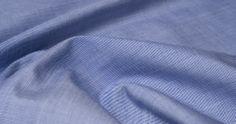 Canclini Dark Blue End on End by Proper Cloth