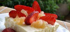 Συνταγές για εύκολα γλυκά ψυγείου Icebox Cake, Sweets Recipes, Cheesecake, Deserts, Candy, Baking, Food, House, Fridge Cake