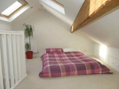 Are you a homeowner looking for a way to create an escape space for yourself in the comfort of your own home? House, Loft Room, Window Seat, Garage Guest House, Home Decor, Wooden Terrace, Room, Attic Rooms, Loft Conversion