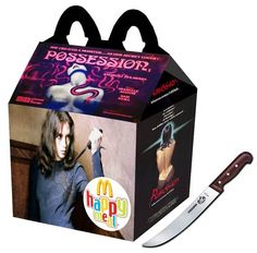 Fake Happy Meals – New twisted Happy Meals by Newt Clements