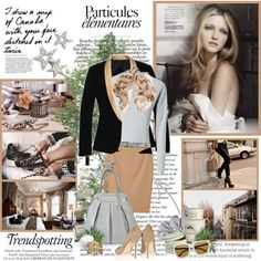 How To Wear Particules l mentaires Outfit Idea 2017 - Fashion Trends Ready To Wear For Plus Size, Curvy Women Over 20, 30, 40, 50
