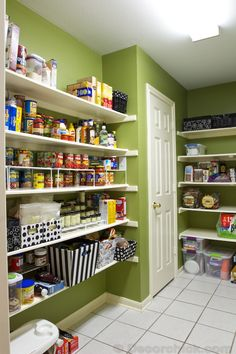 Pantry Makeover For Spring {and a Home Depot Giveaway!} - Decorchick!
