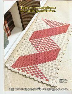 33 ideas crochet doilies free pattern graph for 2019 Crochet Mat, Crochet Carpet, Tapestry Crochet, Filet Crochet, Doily Patterns, Crochet Blanket Patterns, Crochet Stitches, Crochet Tablecloth, Crochet Doilies