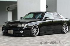 VIP Style Infiniti M45. I LOVE IT.