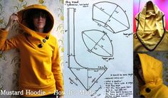 Mustard Hoodie - How It's Made - Things that Works