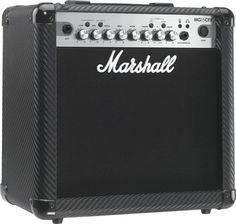 Marshall MG Series MG15CFX 15W 1x8 Guitar Combo Amp.  Sebuah gitar amplifier yang ideal untuk latihan dengan tonal analog dan efek digital yang solid.. Amplifier Marshall MG10CFX Combo adalah amplifiier yang  ideal untuk berlatih dan bahkan bermain dalam format band kecil. Dilengkapi serat karbon tebal, efek digital yang solid dan telah diakui kehebatannya, dengan jantung tonal analog MG