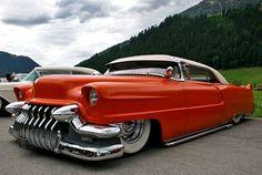 ◆ Visit ~ MACHINE Shop Café ◆ (Big Bodacious Custom Cadillac)