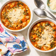 15 Filling Chickpea Soups and Stews Soup Recipes, Diet Recipes, Cooking Recipes, Healthy Recipes, Chicken Recipes, Diet Tips, Lunch Recipes, Healthy Foods, Korma