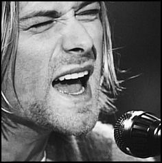 Kurt Cobain, MTV Unplugged, New York, US. 1993