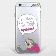 Custom Phone Case Not Your Opinion