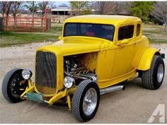 Hot Rods and Horsepower LLC | 1932 Ford 5-Window Coupe for Sale in Arlington, Texas Classified | AmericanListed.com