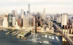 What will become of the South Street Seaport?