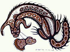 Bodrogi Tibor Carl Ray Political Tattoo, Daphne Odjig, Canadian Art, Native Canadian, Woodland Art, Vader Star Wars, Native American Art, Native Art, Traditional Fashion