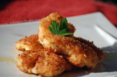 Coconut Chicken with Sweet Ginger Sauce | fastPaleo Primal and Paleo Diet Recipes
