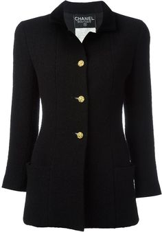 Chanel Vintage fitted jacket