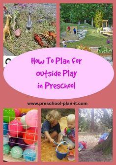 1000 Images About Outdoor Preschool Ideas On Pinterest Outdoor Activities Preschool And