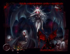 Real Vampires - A PSP Devil 2010 animated header