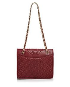 00711d93b4b2a Tory Burch Shoulder Bag - Fleming Medium