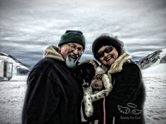 LEAVE YOUR TROUBLES BEHIND.  Glacier Love.  Buy original artwork at BeautyForGod.com