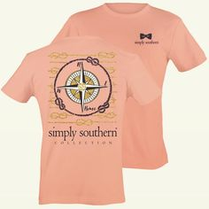 Tee shirt weather will be here next week! With temperatures expected in the 70s a new tee shirt is in order. Stop by LuEllas today from 10 - 3 to see our huge selection of Simply Southern tees. #LuEllas #ShopLocal #SimplySouthern by luellas