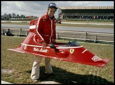 Niki Lauda, Belgium, 1974