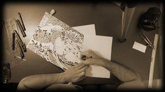 Sea of Sepia | Doodle | World of Sepia