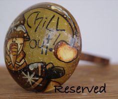 RESERVED for Sandi. Rustic Christmas Decor ~ Vintage Doorknob ~ Country Home Decor ~ Vintage Christmas Snowman Decoration ~ Chill Out! - pinned by pin4etsy.com
