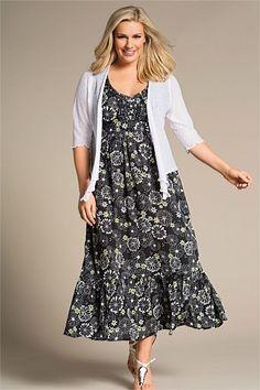 Evans Daisy Maxi Dress