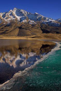 Shandur Lake, Ghizer, Pakistan. And people look at my like I'm crazy when I say I want to go to pakistan
