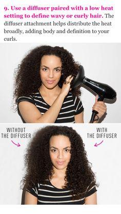 Best Hair Dryer For Curly Hair Devacurl Panasonic Eh