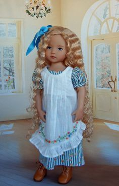Dianna Effner Little Darling hand painted by Joyce by Kuwahidolls