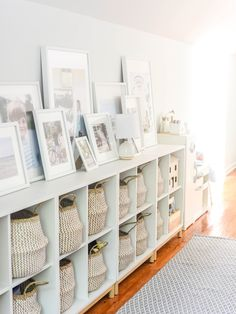 Playroom Ideas By — iron & twine Dining Room Playroom Combo, Sunroom Playroom, Family Room Playroom, Ikea Playroom, Playroom Table, Small Playroom, Baby Playroom, Playroom Furniture, Playroom Organization