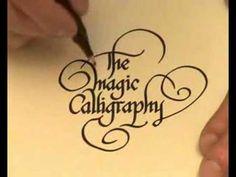 Čarobna Kaligrafija (Krasopis)